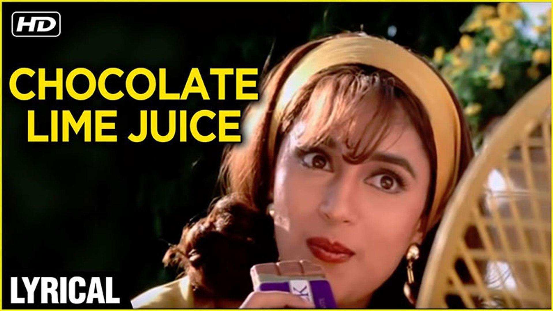 Chocolate Lime Juice – Lyrical | Hum Aapke Hain Koun | Salman Khan, Madhuri Dixit | Lata Mangeshkar