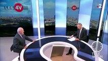 """Européennes : """"On ne peut pas changer l'Europe"""", estime Asselineau"""