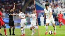 Bounedjah vs Al Duhail (Résumé + Carton rouge)