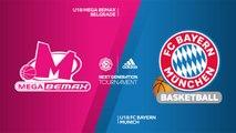 EB ANGT Finals Highlights: U18 Mega Bemax Belgrade - U18 FC Bayern Munich