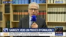"""Bygmalion: l'avocat de Nicolas Sarkozy juge """"prématuré"""" qu'un procès puisse """"avoir lieu"""""""