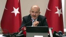 İçişleri Bakanı Soylu: 'İstanbul'u bir ideolojik kavga haline getirmek ve İstanbul'u siyaset kavgasının başat aktörü haline getirebilmek İstanbul'a yapılabilecek en büyük yanlıştır'