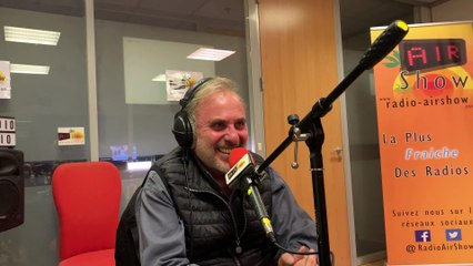 Philippe Risoli - L'Invité du Kiosque AIR SHOW 16 05 2019