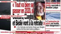 """Le Titrologue du 17 Mai 2019 : """"Tout va bien se passer en 2020 si Ouattara, Gbagbo et Bédié vont à la retraite """""""