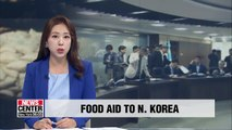NSC agrees to push ahead with food aid to N. Korea despite political situation