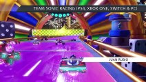 Videoanálisis Team Sonic Racing