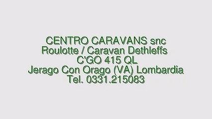 CARAVAN DETHLEFFS C'GO 415 QL NUOVA