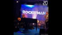 «Rocketman»: Elton John et Taron Egerton ont mis le feu à la Croisette