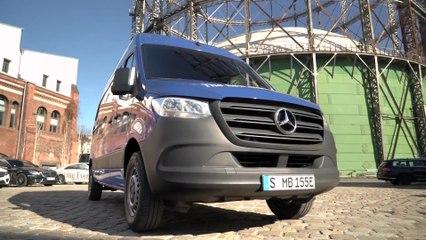 新しいMercedes-Benz eSprinter - インテリジェントでインタラクティブかつ革新的
