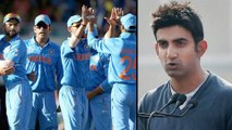 ICC Cricket World Cup 2019 : Gambhir Believes India Are A Pacer Short At The World Cup || Oneindia