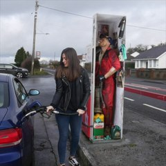 How petrol is made.