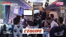 Le briefing d'AG2R La Mondiale avant la 7e étape - Cyclisme - Giro