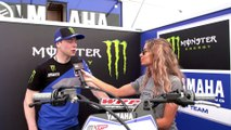 Pit Chat with Romain Febvre   MXGP of Portugal   Agueda 2019 #motocross
