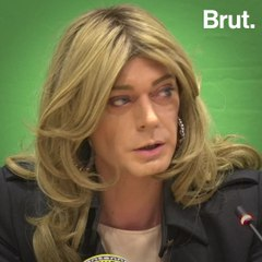 Tessa Ganserer is Germany's first trans politician