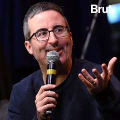 Why John Oliver Wants Americans to Rethink Immigration