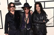 Alice Cooper, Joe Perry and Johnny Depp reveal new single