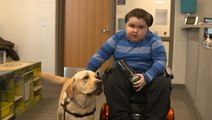 Carson City Comes Together to Help Young Boy Get a Service Dog