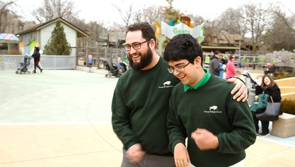 The Brookfield Zoo Mentorship Program Exceeds All Expectations