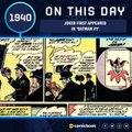 Joker First Appeared in 'Batman #1' (April 25, 1940)