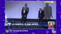 Alain Chabat et Gérard Darmon dansent la Carioca à Cannes !