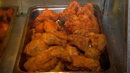 Sylvia's Harlem restaurant