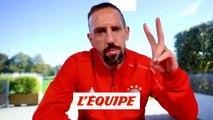 Ribéry, douze années de facéties - Foot - ALL