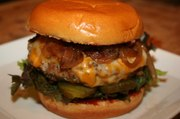 Turkey Burgers with Chipotle Ketchup