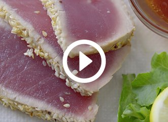 How to Sear Tuna to Perfection