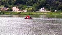 Villefranche-sur-Saône : des recherches dans la Saône pour retrouver une personne disparue