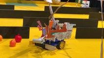 Challenge robotique des écoliers