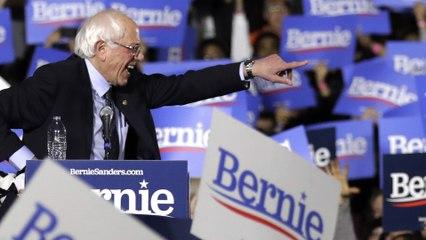 Is Bernie Sanders the default Democratic candidate?