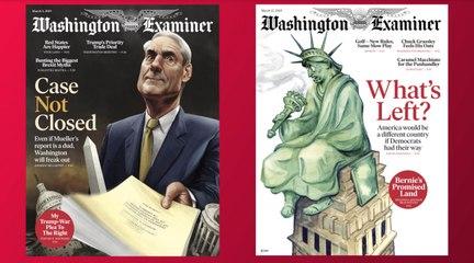 Editorial Director Hugo Gurdon on the expanded Washington Examiner magazine