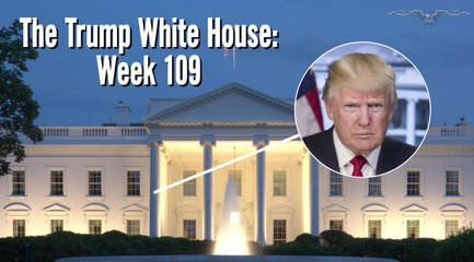 The Trump White House in review: Week 109