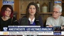 """Anesthésiste laissé libre: les victimes présumées du docteur Péchier se disent """"profondément choquées"""""""