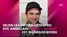 Robert Pattinson : l'acteur pourrait interpréter le prochain Batman