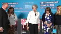 Brexit : pas d'accord entre conservateurs et travaillistes