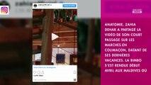 Zahia Dehar affole la Toile avec une vidéo très dénudée