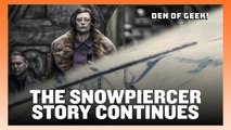 Snowpiercer (2020) - Warner Upfront Interview