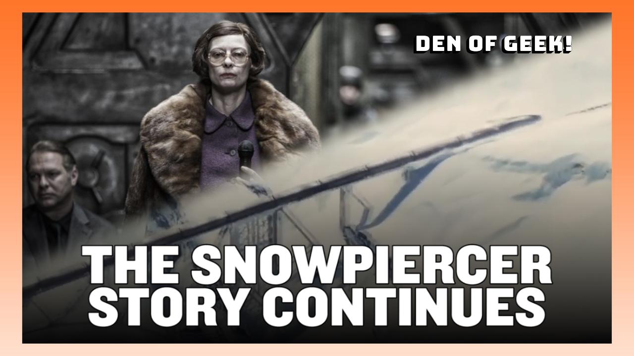 Snowpiercer (2020) - Warner Upfront Interview