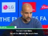 We're innocent until proven guilty - Guardiola on FFP rules