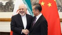 China Backs Iran In Light Of Escalating U.S. Tensions