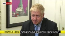 Boris Johnson A May-Corbyn Brexit will leave voters 'short-changed'