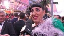 """""""Almodóvar c'est le génie qui rend universelle une histoire locale """" Rossy de Palma - Cannes 2019"""