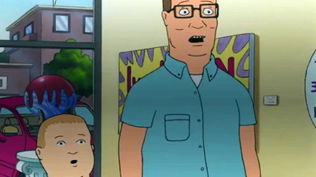 King of the Hill  S 08 E 09  Ceci NEst Pas Une King of the Hill
