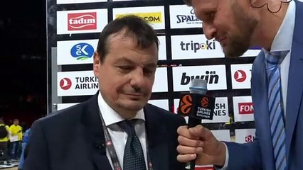 Post-game interview: Ergin Ataman, Efes