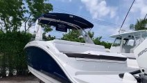 2019 Sea Ray SDX 270 Outboard for Sale at MarineMax Palm Beach FL