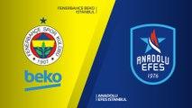 Fenerbahce Beko Istanbul - Anadolu Efes Istanbul Highlights | Turkish Airlines EuroLeague Semifinals