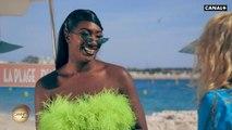 Aya Nakamura sur La plage d'Agnès - Cannes 2019
