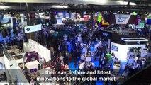 'French Tech' sparkles at Vivatech trade fair