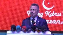 """Cumhurbaşkanı Yardımcısı Oktay: """"Türkiye, Sadece 82 Milyonun Değil Aynı Zamanda Milyonlarca İnsanın..."""